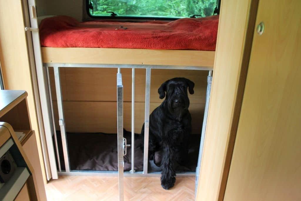 Hundezwingerelement für Wohnwagen _ Wohnmobile