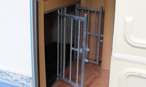 Hundebox Anfertigung für ein Wohnmobil